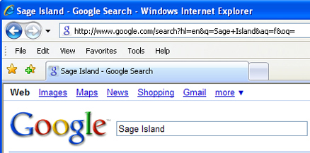 google-search-without-ajax