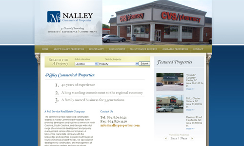 nalley properties