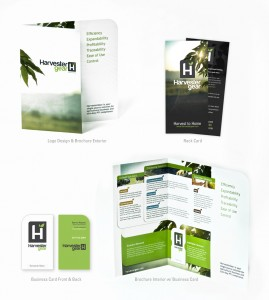 HarvesterGear Corporate Identity