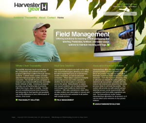 HarvesterGear Website