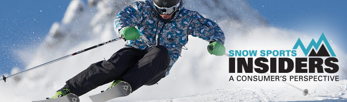 Snow Sports Insiders Website Redesign Header