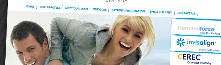 Bluewave Dentistry website re-design & development launch