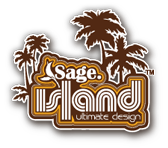 Sage Island :: Ultimate Design logo