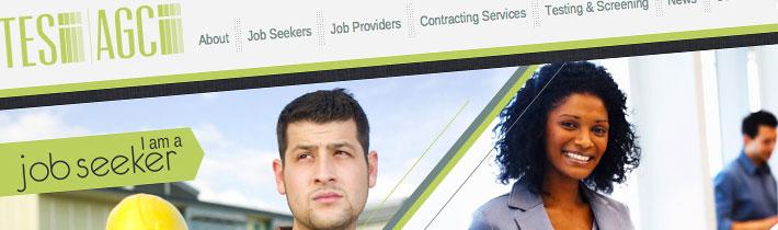 TESI/AGCI Website Design