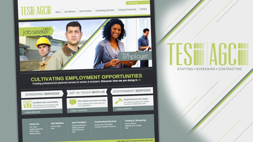TESI/AGCI New Website