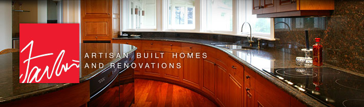 Farlow Artisan Built Homes Website Redesign