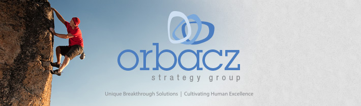 Orbacz Strategy Group Website Redesign