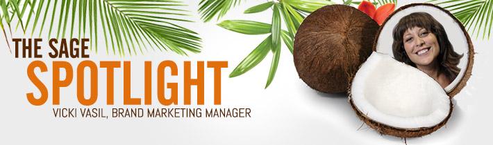 Staff Spotlight: Vicki Vasil, Brand Marketing Manager
