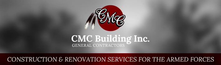 CMC Building Website Design by Sage Island