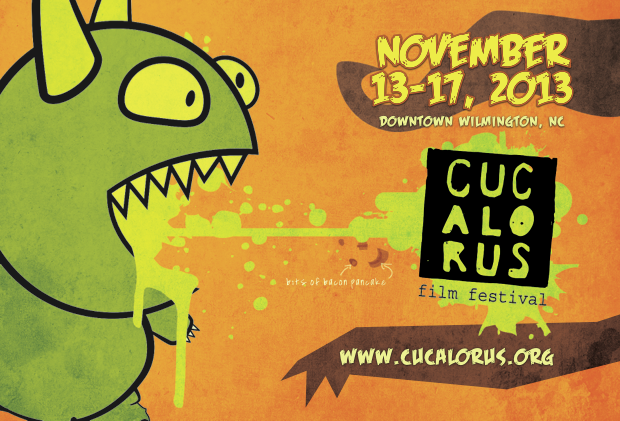 Cucalorus Film Festival Post Card Design by Sage Island