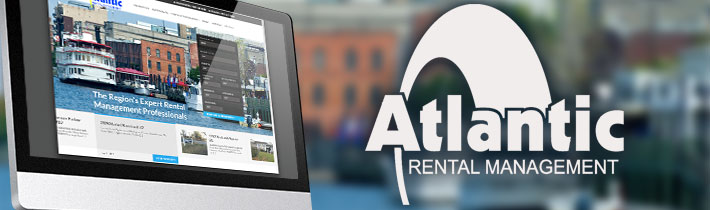 Atlantic Rental Website Development by Sage Island