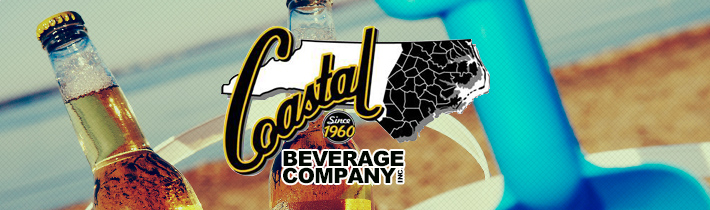 Coastal Beverage Company Website Development by Sage Island