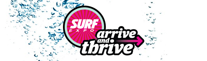 Sage Island Surf Expo Attendee