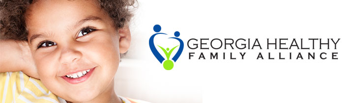 Georgia Healthy Family Alliance Website Development by Sage Island
