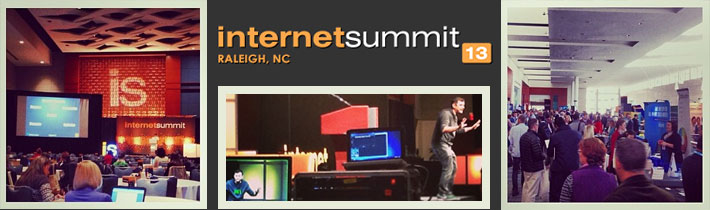 Sage Island Attends Internet Summit 2013