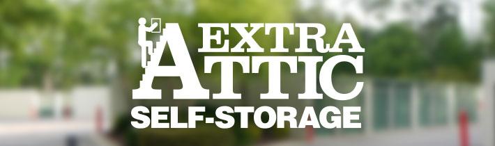 Extra Attic Self Storage Website by Sage Island