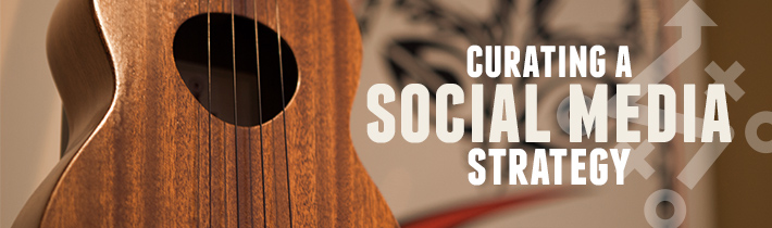 Curating a Social Media Strategy Starts with Goals by Sage Island