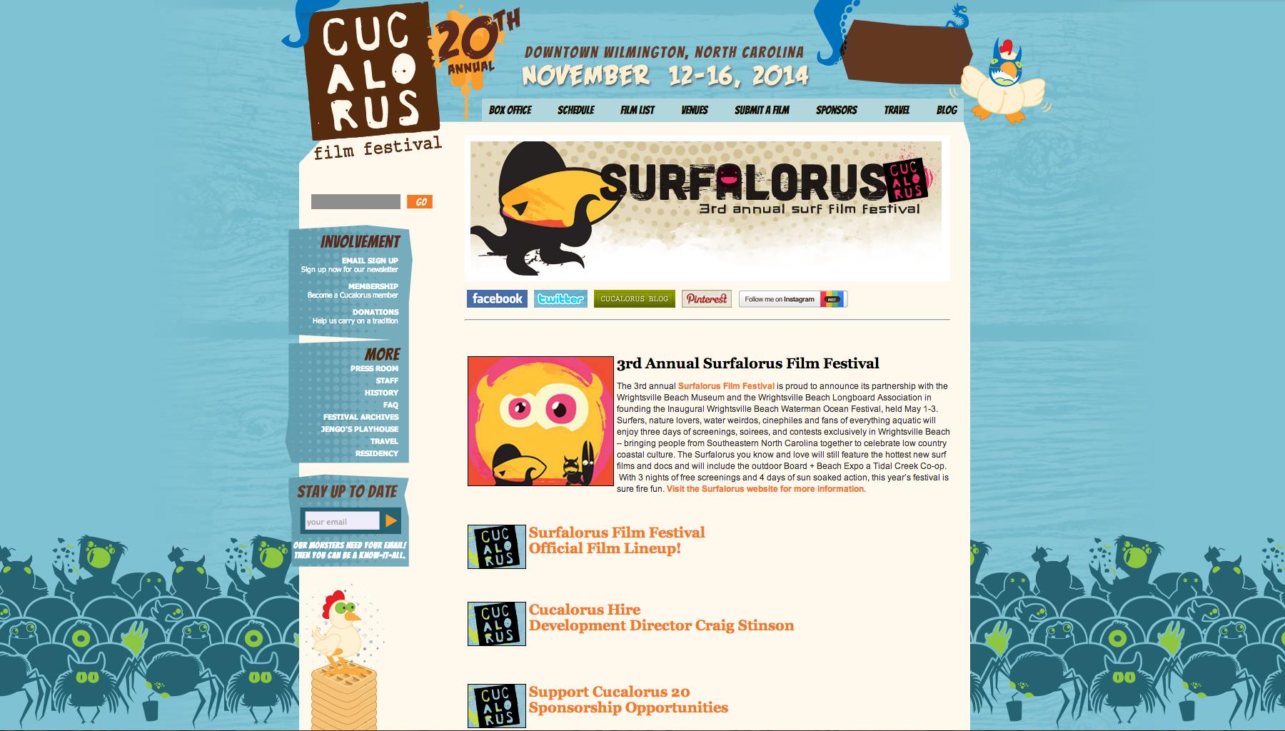 2014 Cucalorus Film Festival