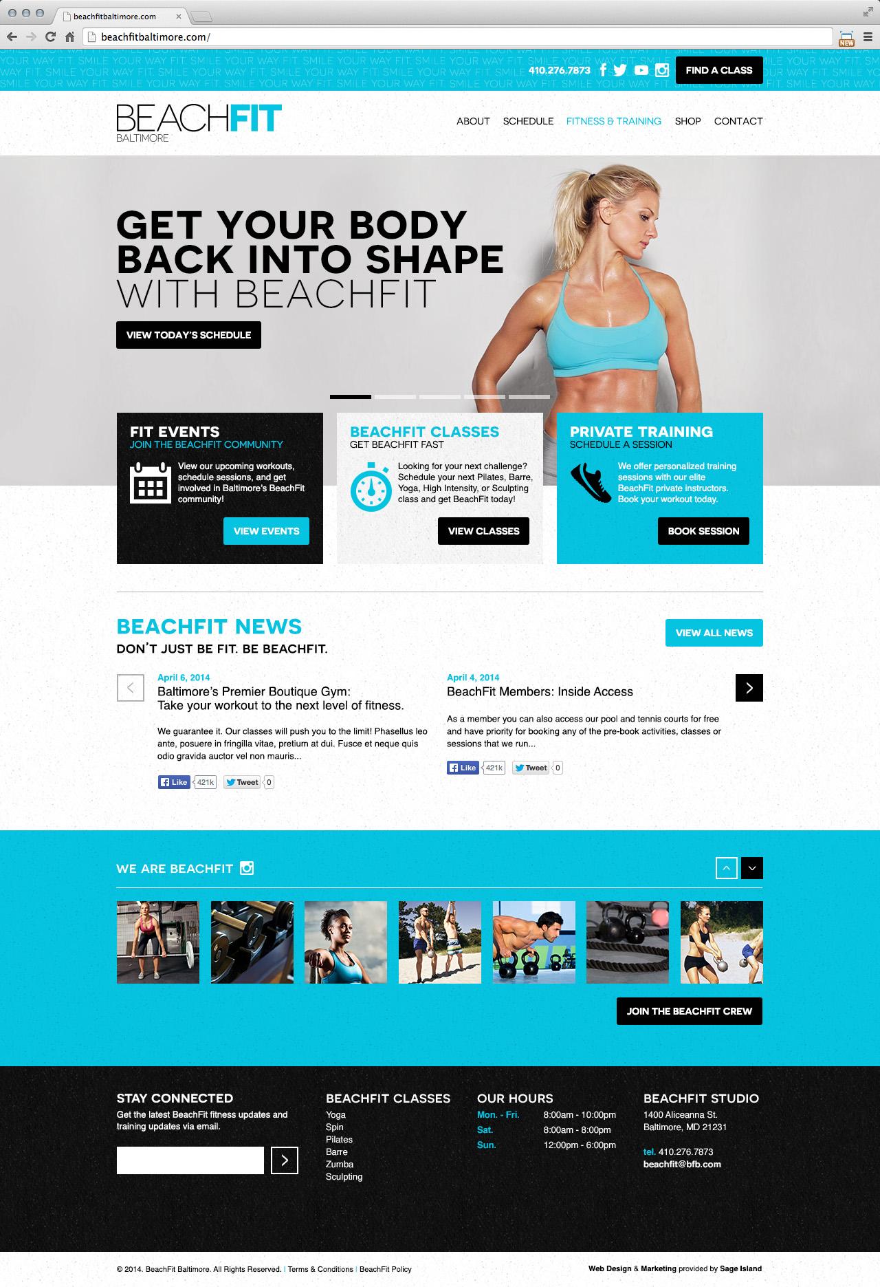 beachfit-baltimore-boutique-fitness-studio-website-design