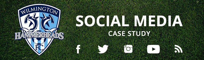 Social Media Case Study: Wilmington Hammerheads