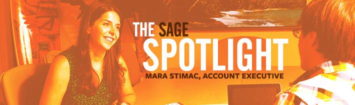 Sage Island Spotlight: Mara Stimac