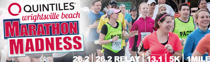 Sage Island Launches Website for Quintiles Wrightsville Beach Marathon