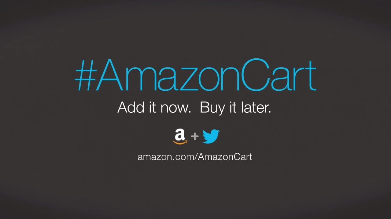 Amazon-Twitter-Hashtag