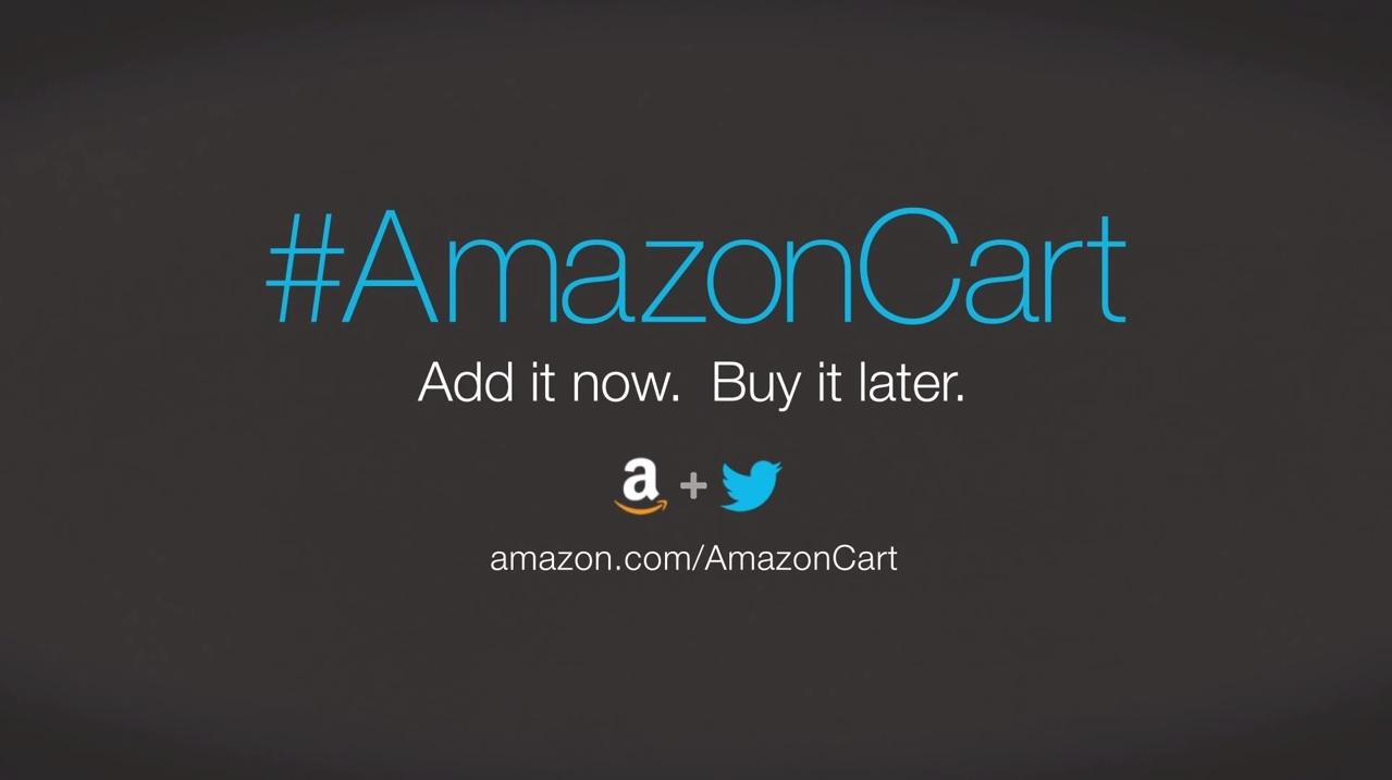 Amazon-Twitter-Hashtag