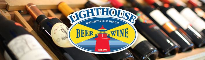 Lighthouse Beer and Wine Website by Sage Island