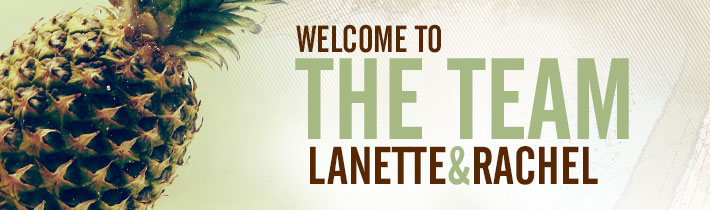 Sage Island Welcomes Lanette and Rachel
