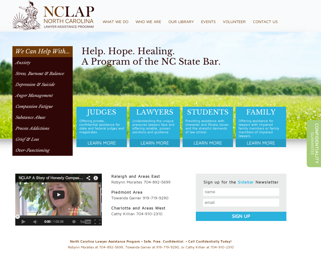 Sage-Island-NCLAP-Site-Launch