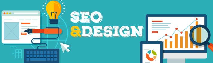 seo and design