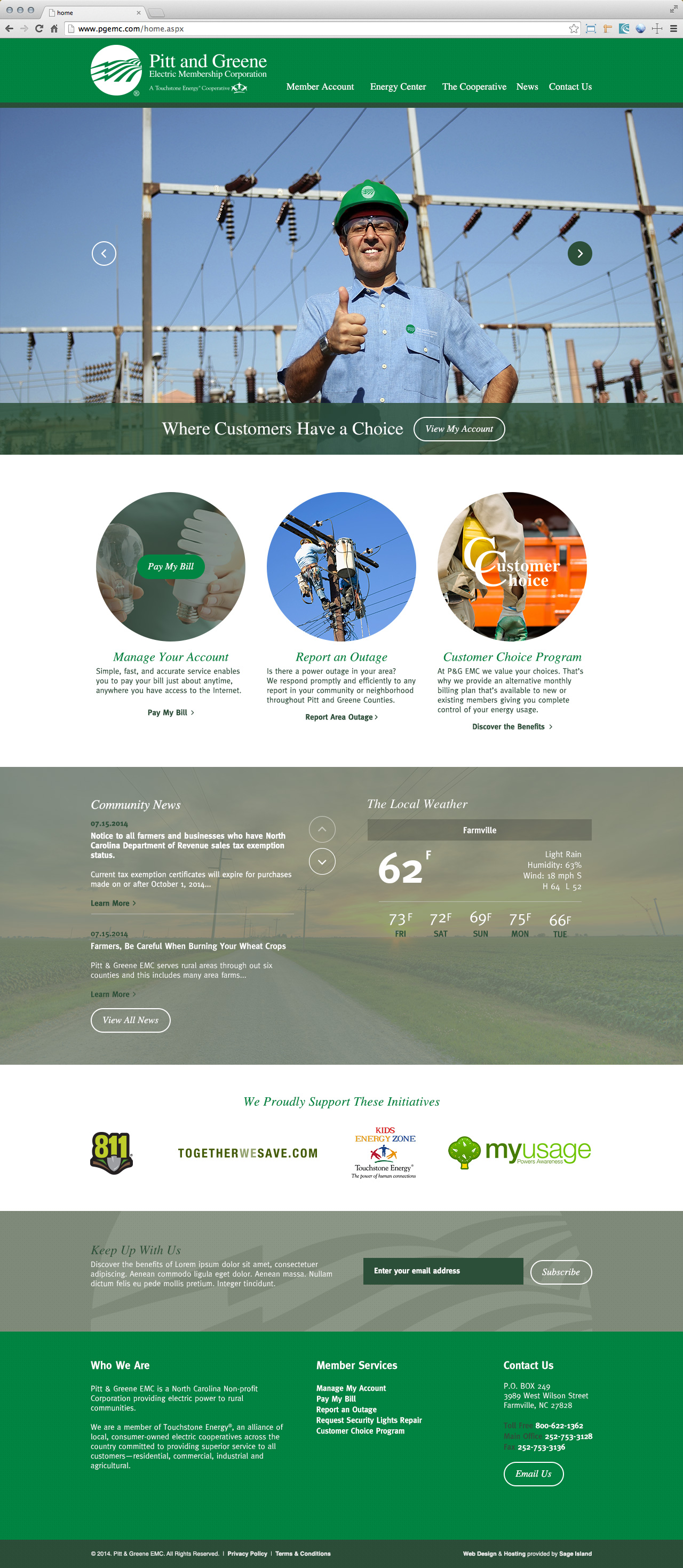 pitt-greene-emc-website-design