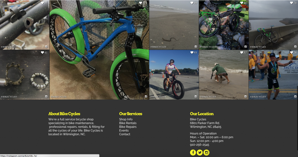 Sage Island Gives Bike Cycles a Site Refresh