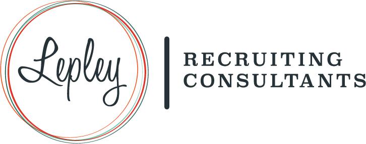 Lepley Recruiting Consultants Brand Identity