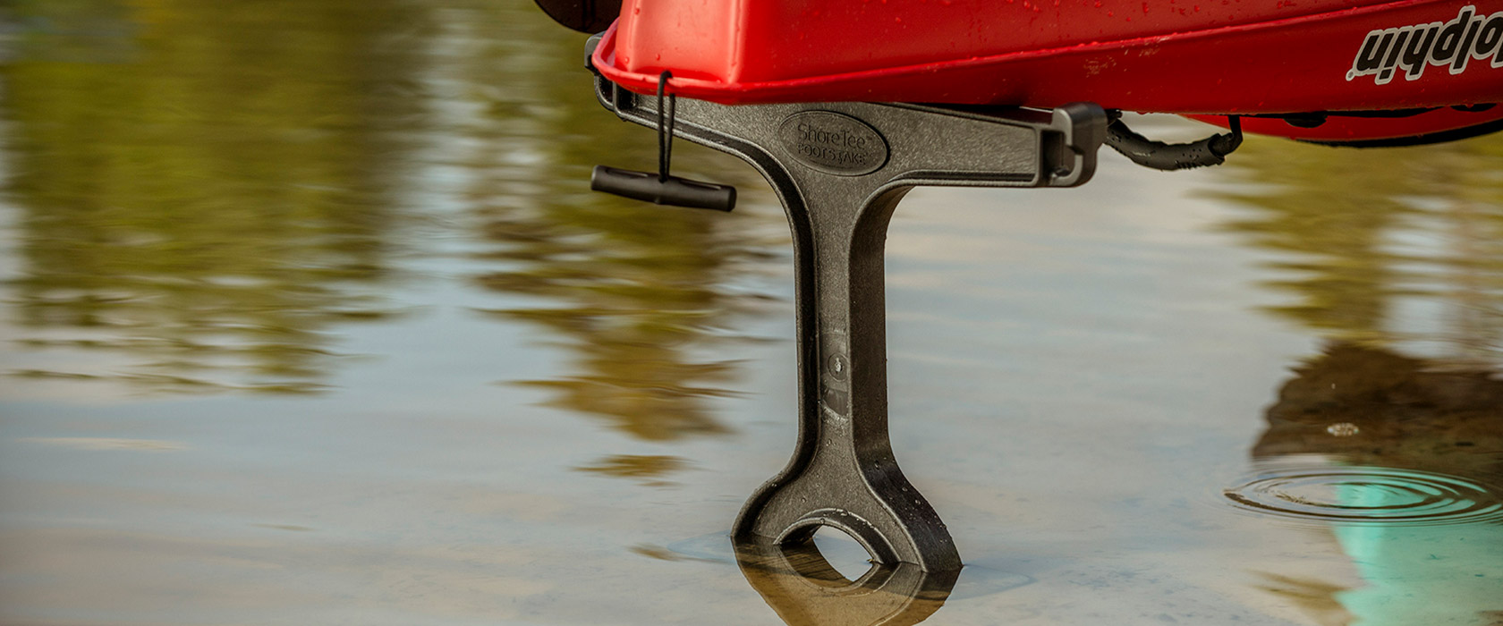 FootStake Portable Kayak Stand Website Design