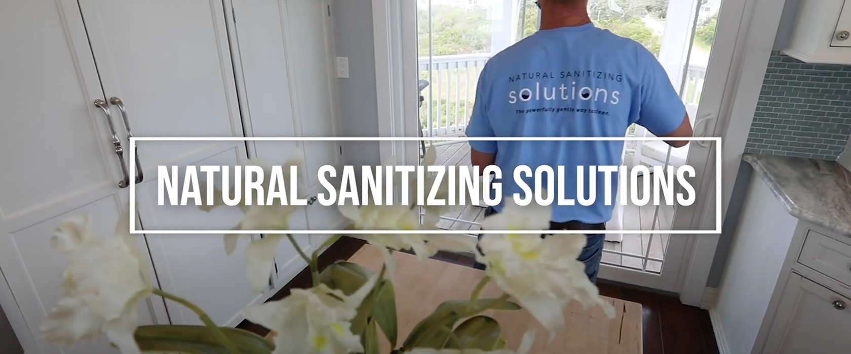 Natural Sanitizing Solutions