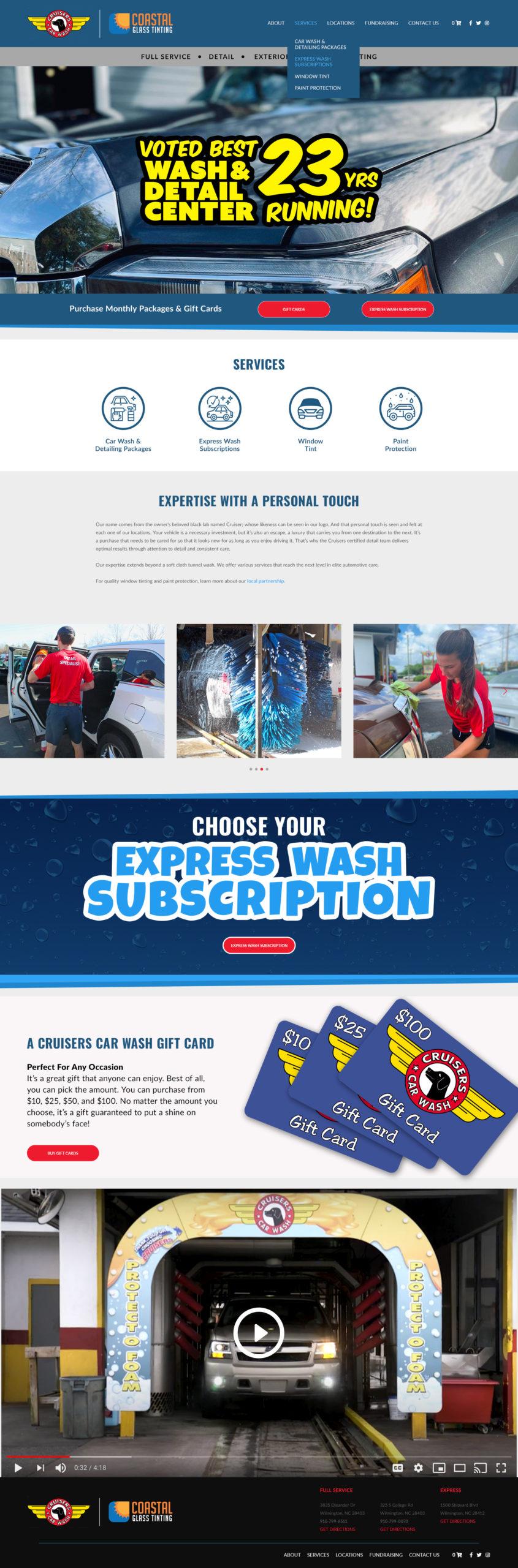 Cruisers Car Wash